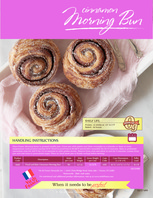 Cinnamon Morning Bun Media Download